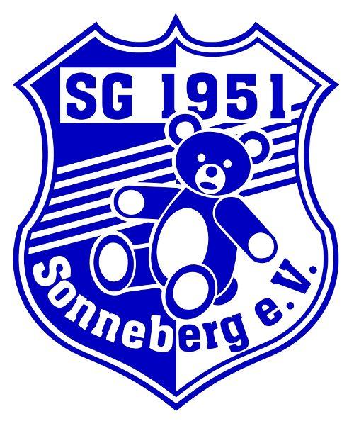 Logo SG1951 Sonneberg
